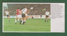 West Germany v Switzerland Brulls Seeler Tacchella 1966 World Cup @ Hillsborough (D)